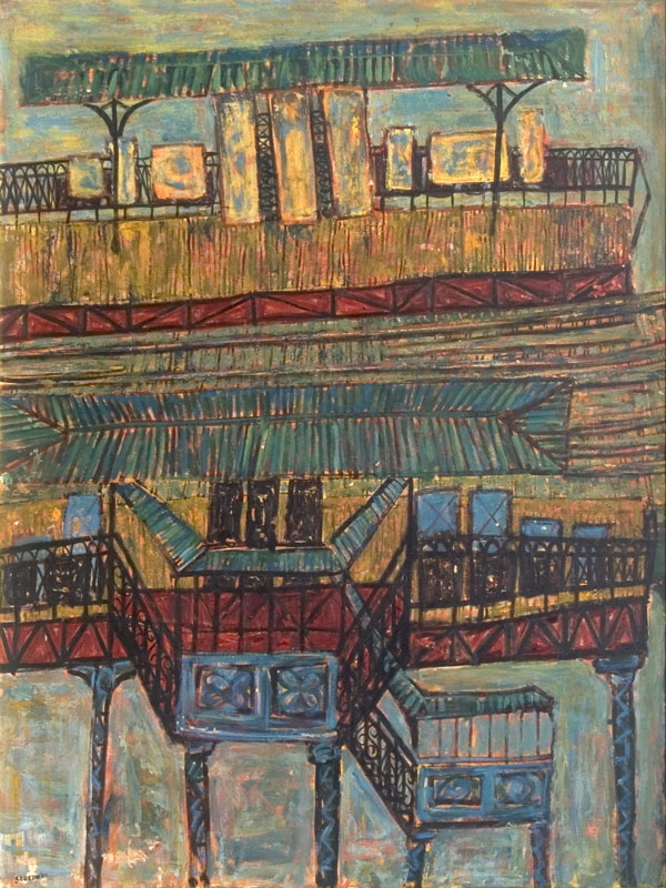 Elevated_Station_1956_|_©_Leopold_Segedin