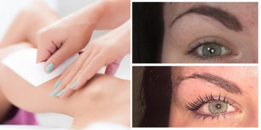 Épilations/Regard/Maquillage