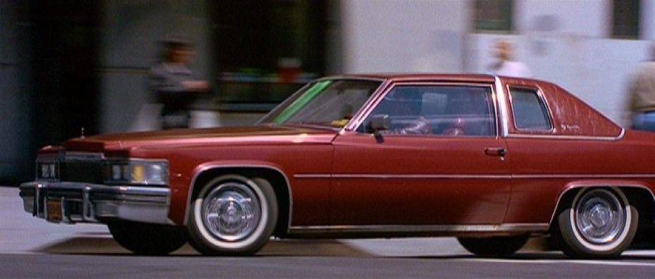 Cadillac Coupe DeVille de 1979 Donny Brasco