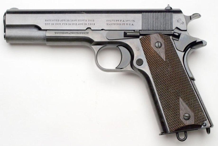 Colt M1911 .45 ACP