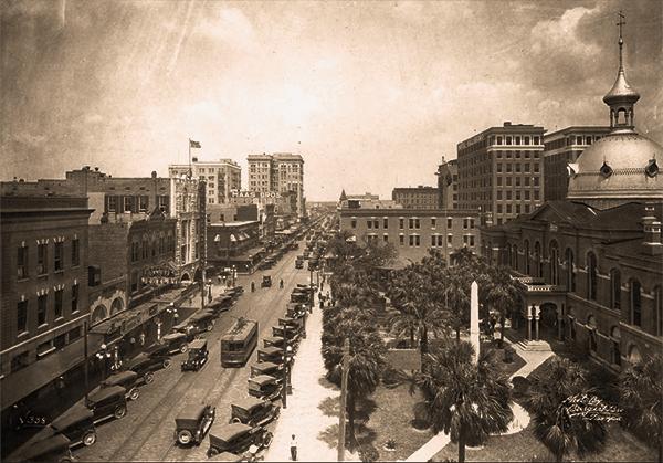 tampa em 1920