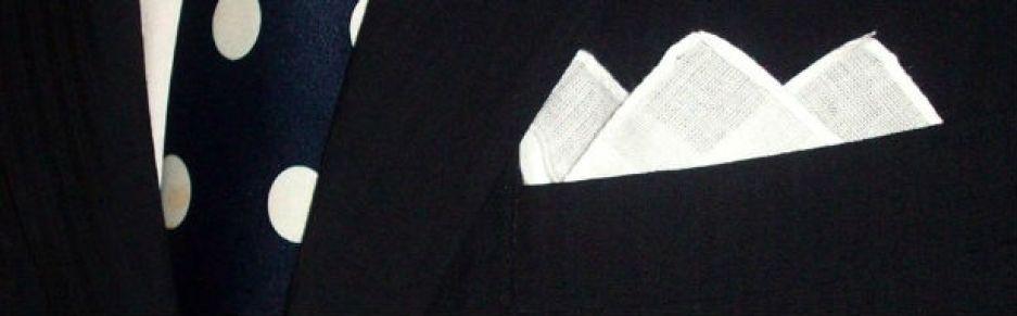 lenco de bolso anos 20
