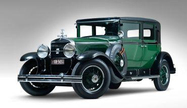 1928 AlCapone Cadillac