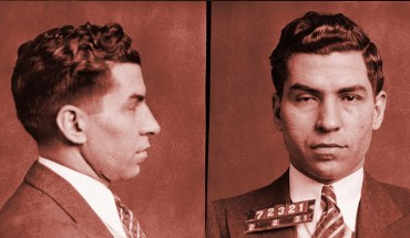 ucky-luciano gangster mugshot.