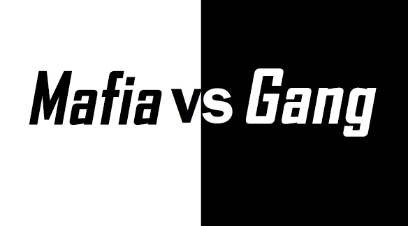 mafia vs gang