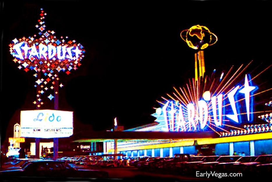 Stardust Cassino em Las Vegas