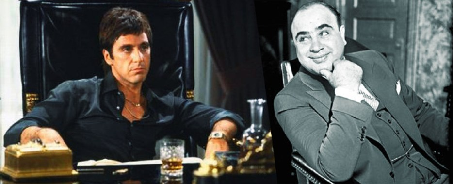 Tony Montana e Al Capone