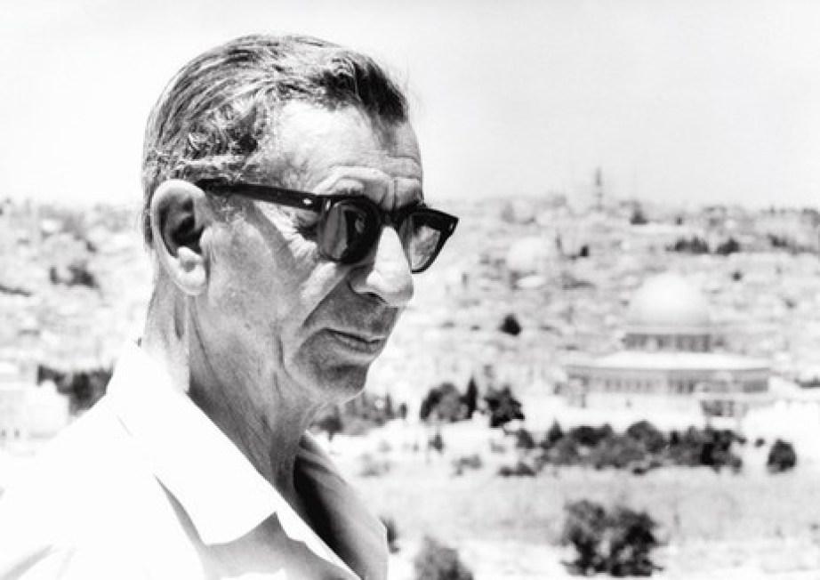 Meyer Lansky em Israel