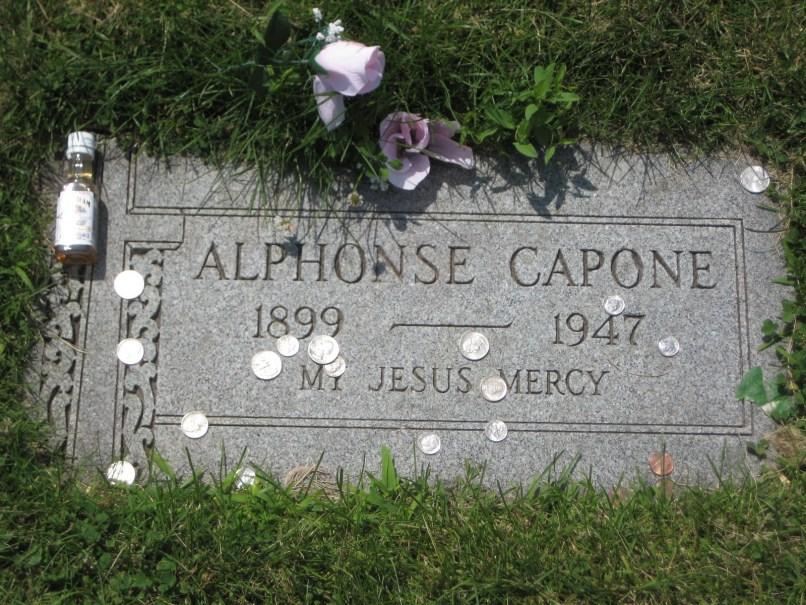 Cemetero de al Capone em Chicago