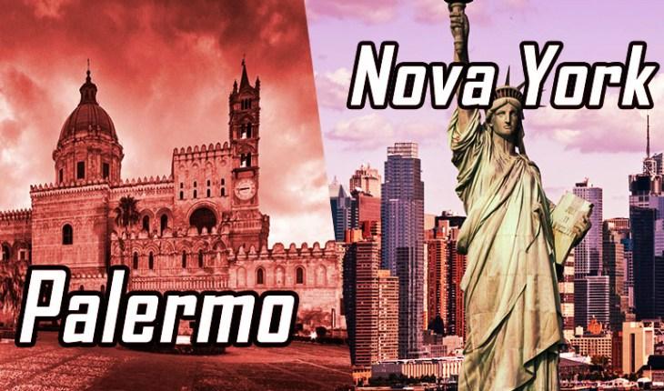 Cosa nostra americana-Palermo-New York
