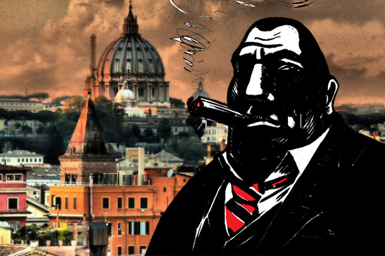 mafia capital