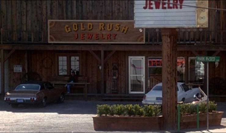 gold rush las vegas spilotr