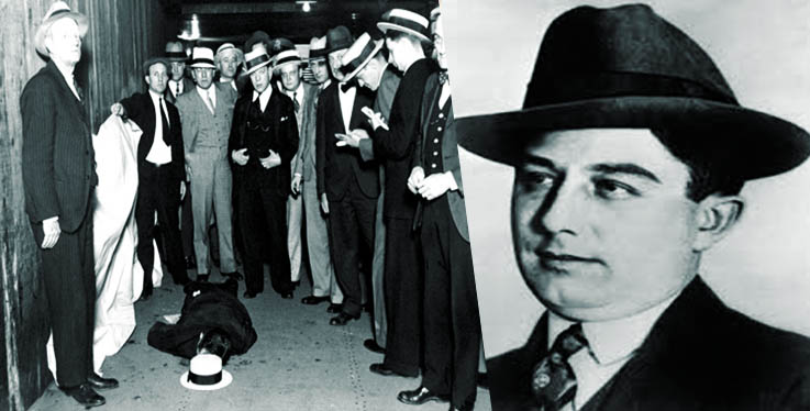 Jake Lingle membro gang al capone
