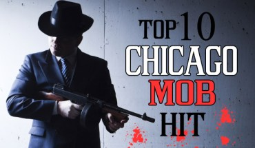 top 10 assassinatos de gangsters em chicago