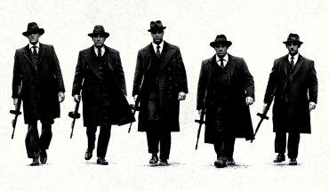 Gangsters da década de 20  Vestidos para matar d168eef0a85