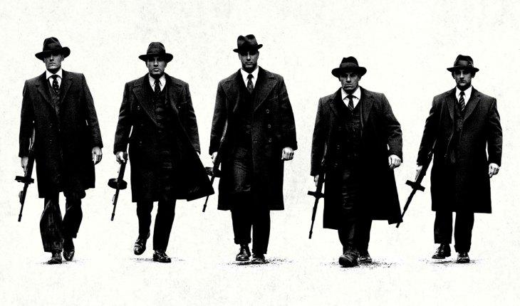 estilo gangster anos 20
