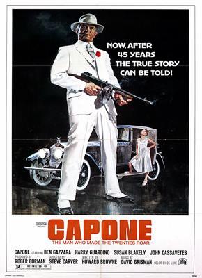 Capone filme 1975 filme