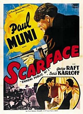 Scarface A Vergonha de uma Nação filme