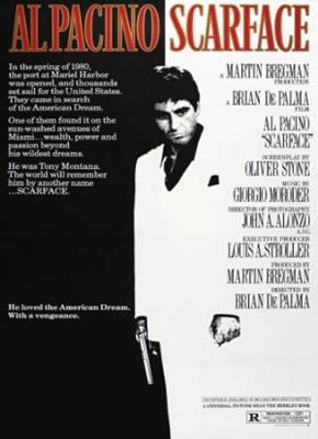 scarface 1983 filme