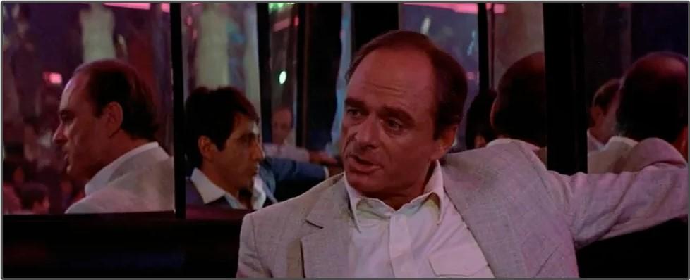 Detective Mel Bernstein – Scarface