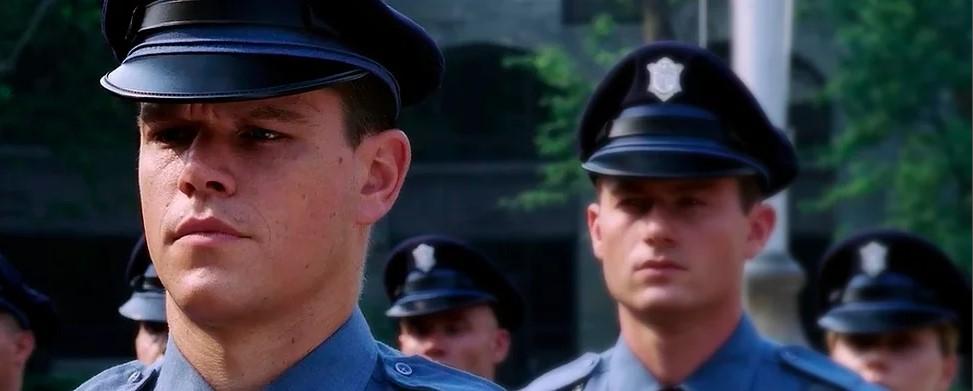 Sargento Colin Sullivan – Os Infiltrados