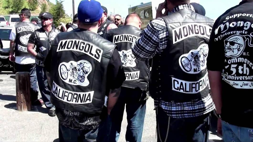 Mongols - Gangues de Motociclistas