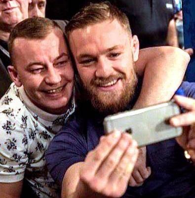 Byrne e McGregor
