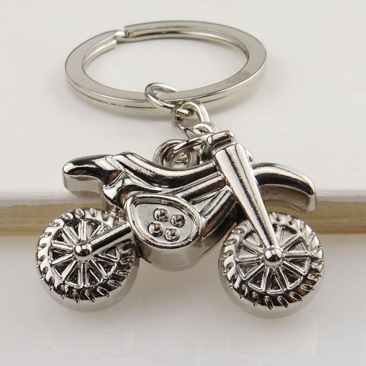 llavero moto estilo motero