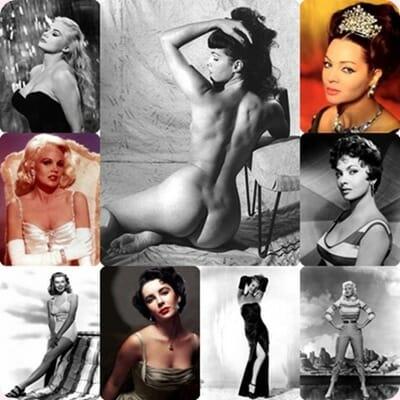 Las mujeres de los años 50 en pleno auge