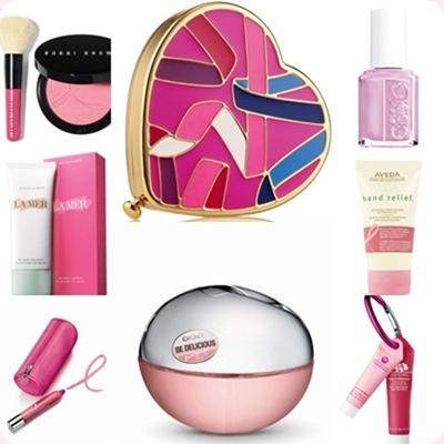 Salud y belleza: El mundo de la cosmética da su apoyo a la lucha contra el Cáncer de Mama