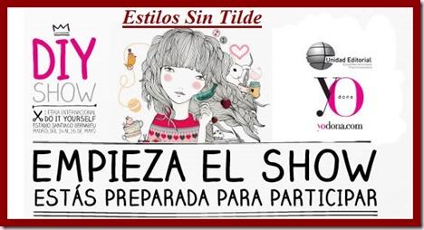 DIY Show, Feria de las Manualidades de Madrid