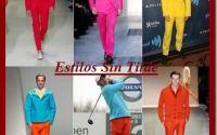 Pantalones de colores para hombre esta primavera-verano 2013