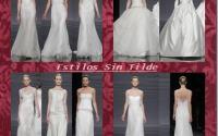 Rosa Clará, colección novias 2014