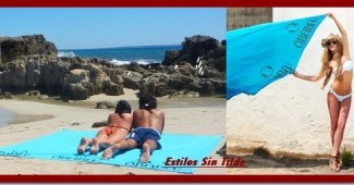 sábanas de playa
