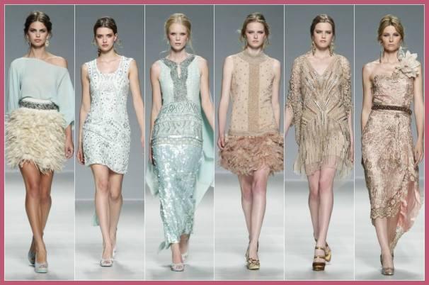 Colores de moda invitadas a una BODA