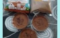 Mousse de chocolate sin colesterol