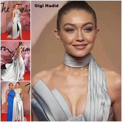 Gigi Hadid en los Fashion Adwards 2016