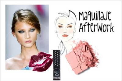 MAQUILLAJE Afterwork