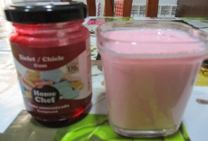 Yogurt con Sabor a Chicle en Yogurtera Multi Delices de Tefal