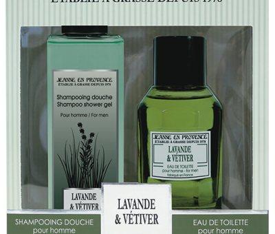 Día del Padre: regala los productos Lavande & Vétiver de Jeanne en Provence