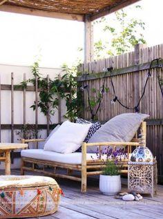 ¿Cómo decorar la terraza de cara al verano?