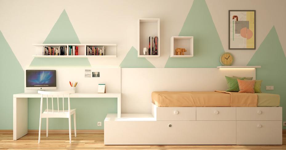Muebles infantiles y juveniles