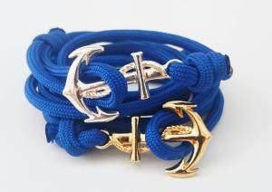 Azul A2 ORO Y PLATA