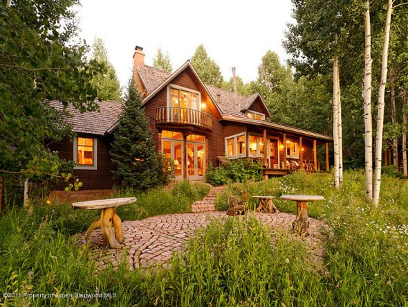 Best Charming Family Aspen Home Under $3M (in Starwood) = Under contract. Image