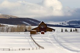 Where the CEOs Roam: Wolf Creek Ranch, Woodland, Utah, WSJ Image