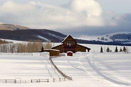 Where the CEOs Roam: Wolf Creek Ranch, Woodland, Utah, WSJ Image