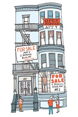 2A vs. 3A vs. 4A: When identical apartments battle for buyers, NY Mag Image