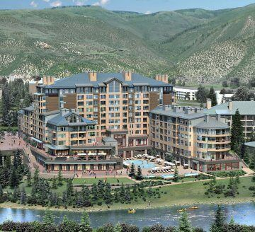 Westin Selected as Operator for Silvertree Hotel, Snowmass Village, ADN Image