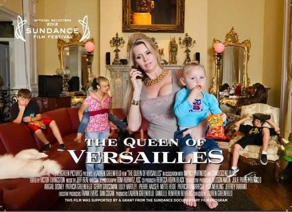 New Film:'The Queen of Versailles': House of Cards, NYT Image