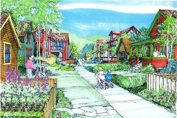 Basalt Retirement Community Planning Moves Forward, AT Image